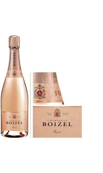 Champagne Boizel Brut Rosé