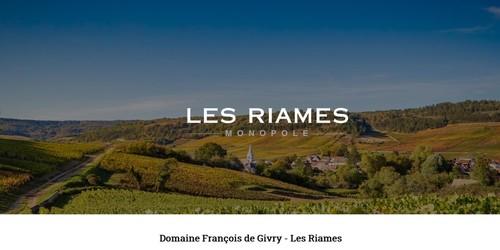 Auxey-Duresses Les Riames Monopole - François de Givry