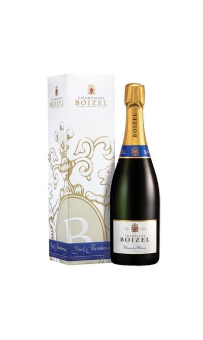 Champagne Boizel Blanc De Blancs Etui Cadeau