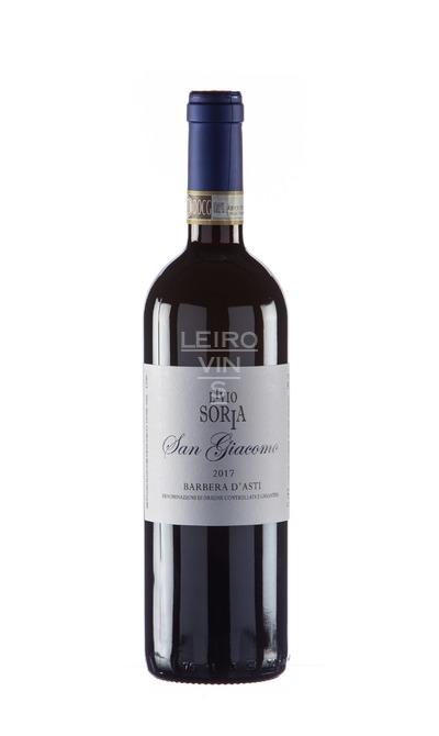 Livio Soria - Barbera d'Asti San Giacomo