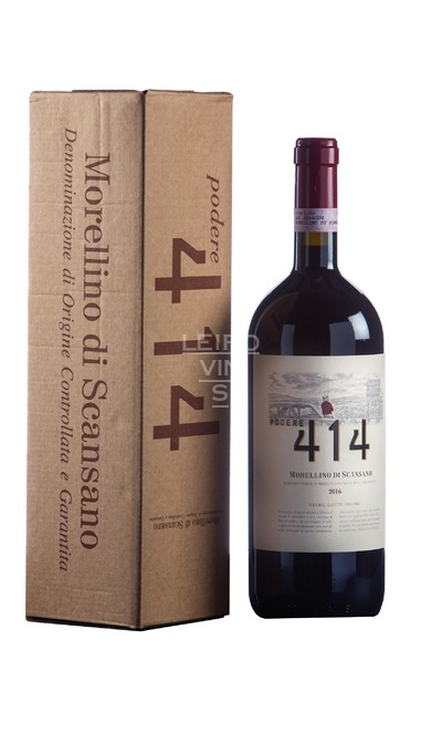 Podere 414 - Morellino Di Scansano Magnum