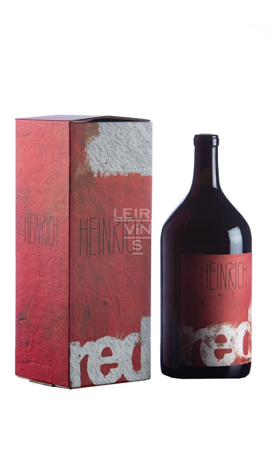 Gernot Heinrich - Big red Jeroboam