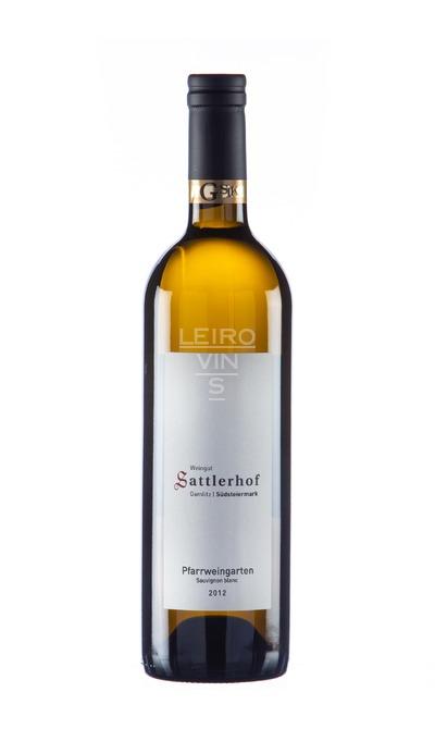 Sattlerhof Sauvignon Blanc Pfarrweingarten G STK
