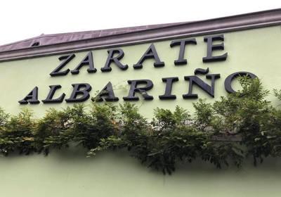 Bodegas Zarate - Rias Baixas Galicia (bio)