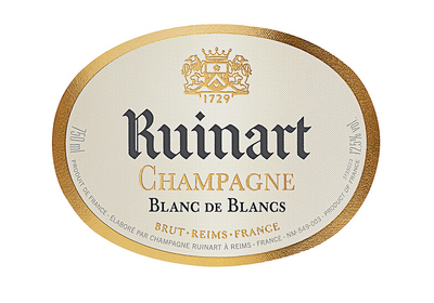 Champagne Ruinart - Reims