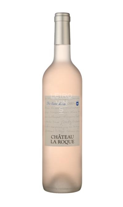 Château La Roque Rosé - Pic Saint-Loup