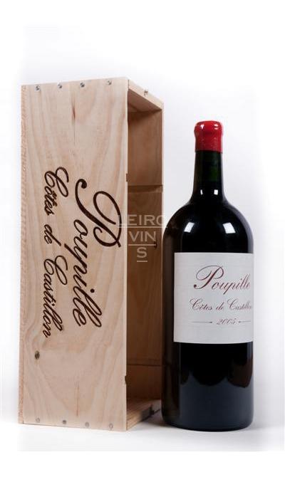 Poupille Prestige - Côtes De Castillon Double Magnum