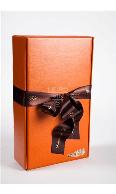 Cantinetta 2 fles oranje