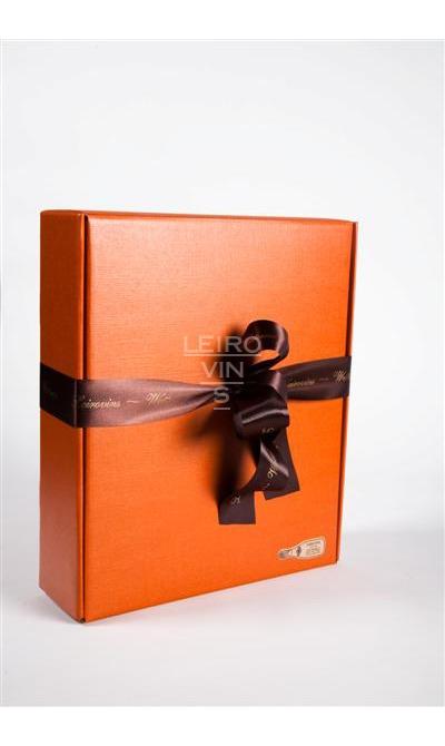 Cantinetta 3 fles oranje